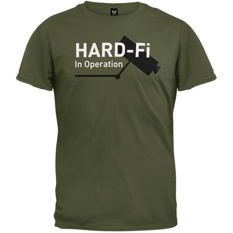 Hard-Fi - In Operation T-Shirt