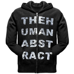 The Human Abstract - Logo Zip Hoodie