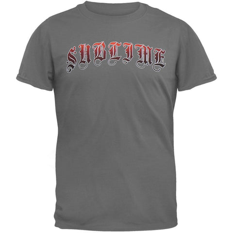 Sublime - Old English Logo T-Shirt