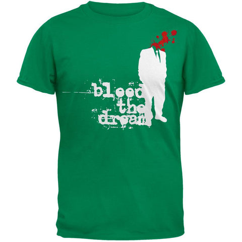 Bleed The Dream  - Head Shot Kelly T-Shirt