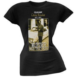 Snoop Dogg - Murder Was The Case Juniors T-Shirt