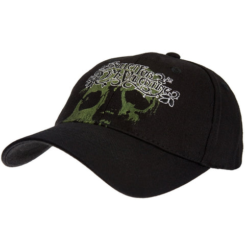 Bullet For My Valentine - Skull Logo Flex-Fit Cap