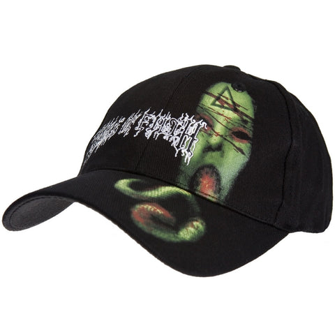 Cradle Of Filth - Snake's Tongue Baseball Cap