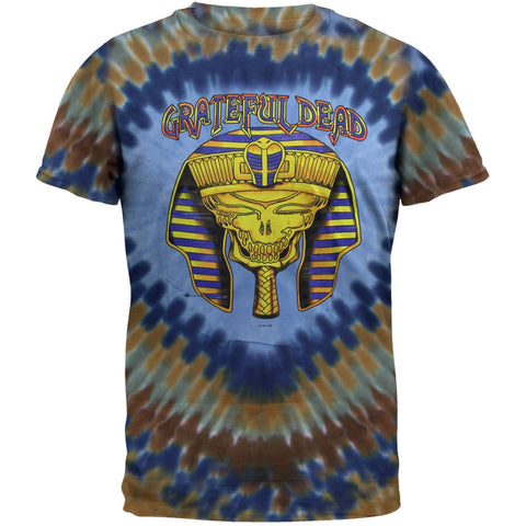Grateful Dead - Golden Pharaoh Tie Dye T-Shirt