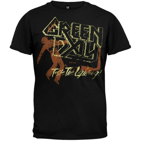 Green Day - Taste The Lightning Soft T-Shirt