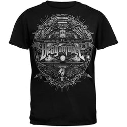 DragonForce - Shield Tour T-Shirt