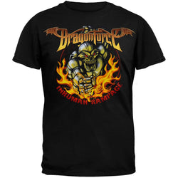 DragonForce - Robot 06 Tour T-Shirt