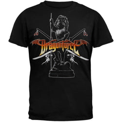 DragonForce - Smoking 07 Tour T-Shirt