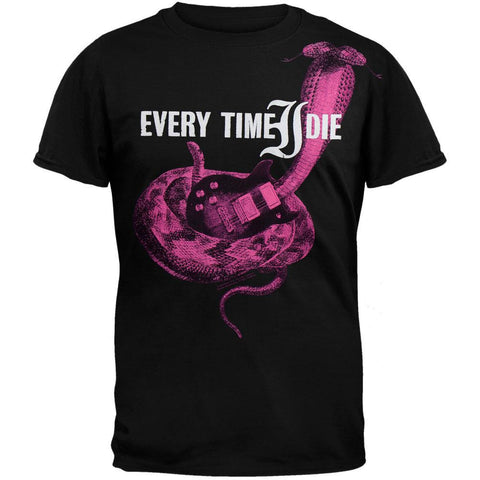Everytime I Die - Pink Snakes T-Shirt