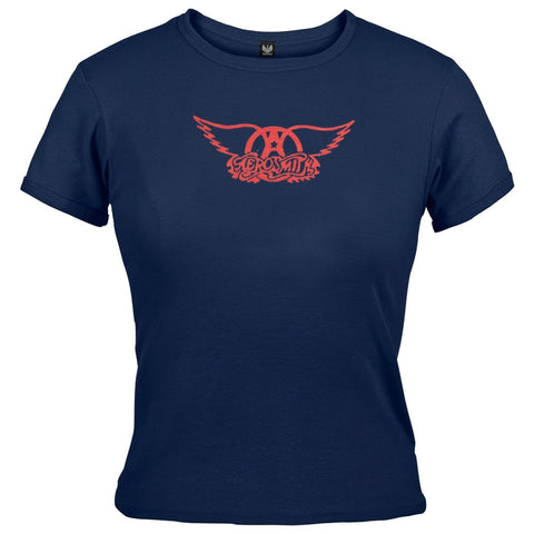 Aerosmith - Juniors Babydoll T-Shirt