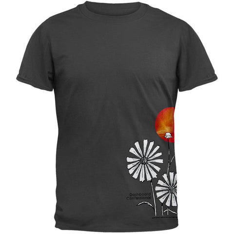 Dashboard Confessional - Flower T-Shirt