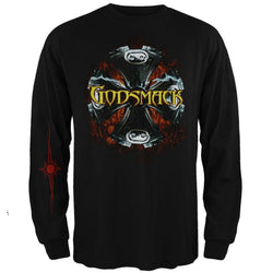 Godsmack - Metal Long Sleeve T-Shirt