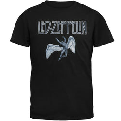 Led Zeppelin - Distressed Swan Song T-Shirt