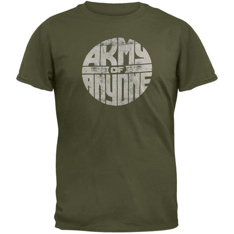 Army Of Anyone - Discharge Logo T-Shirt