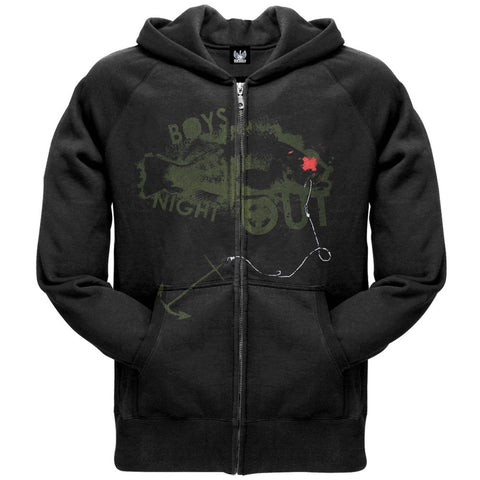 Boys Night Out - Fish Zip Hoodie