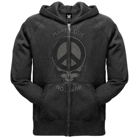Grateful Dead - Make Love Not War Zip Hoodie