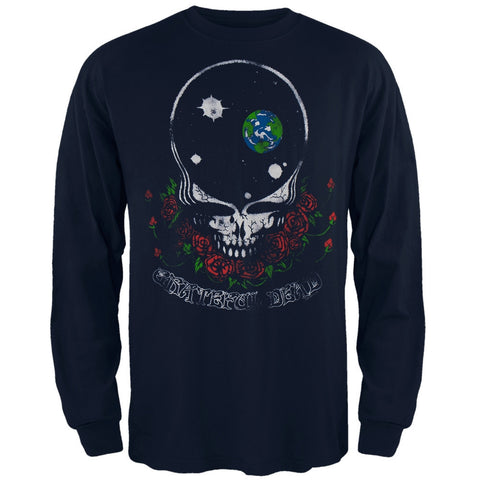 Grateful Dead - Space Your Face Long Sleeve T-Shirt
