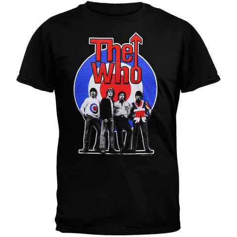 The Who - Group Photo T-Shirt