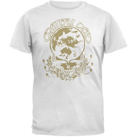 Grateful Dead - Gold Stealie Soft T-Shirt