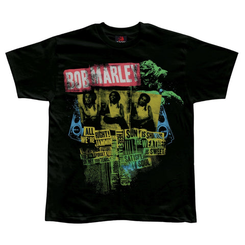 Bob Marley - Words T-Shirt