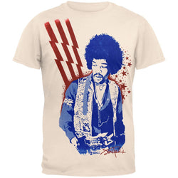 Jimi Hendrix - Stars And Stripes T-Shirt