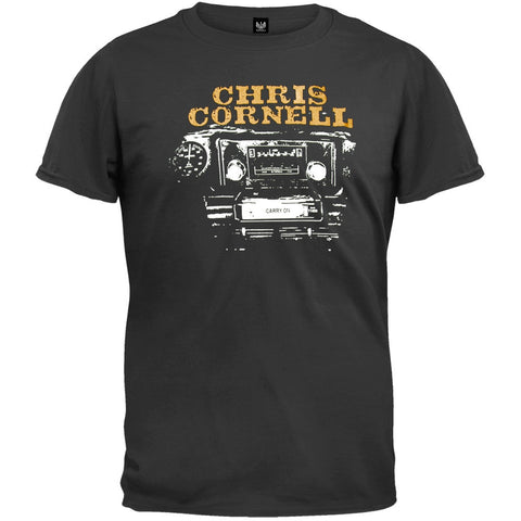 Chris Cornell - Carry On T-Shirt