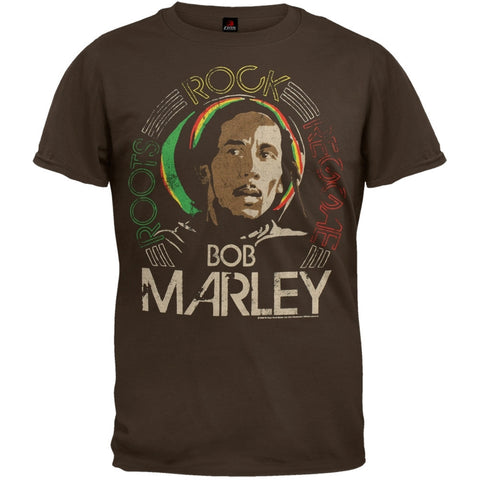 Bob Marley - Roots Rock Reggae T-Shirt