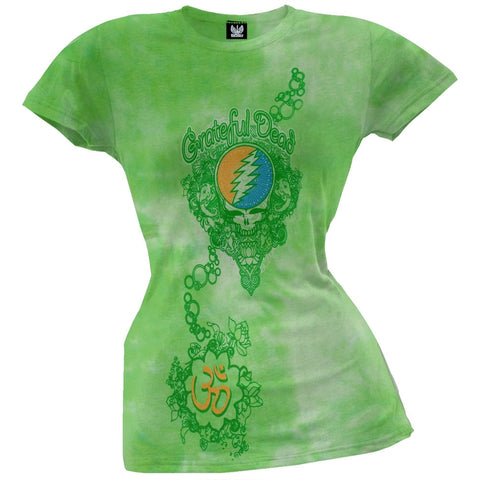 Grateful Dead - Fade Away Juniors Tie Dye T-Shirt