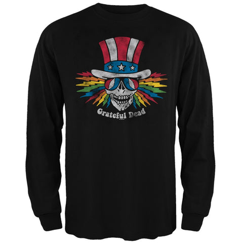 Grateful Dead - Uncle Sam Skull Long Sleeve T-Shirt