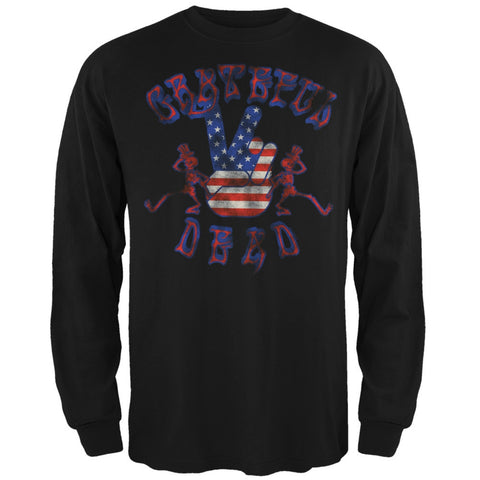 Grateful Dead - Peace Hand Long Sleeve T-Shirt