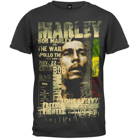 Bob Marley - Apollo Theater T-Shirt
