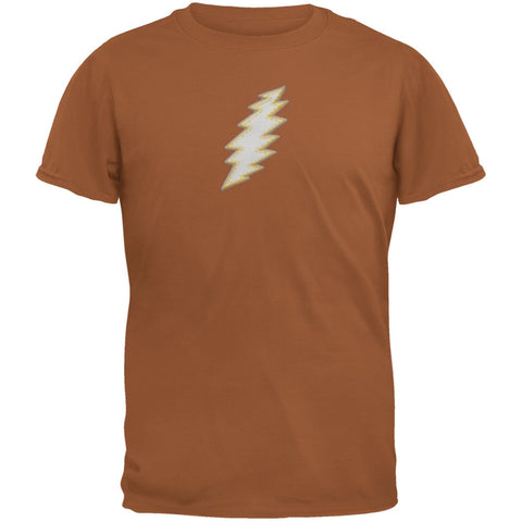 Grateful Dead - Stitched Bolt Rust Youth T-Shirt