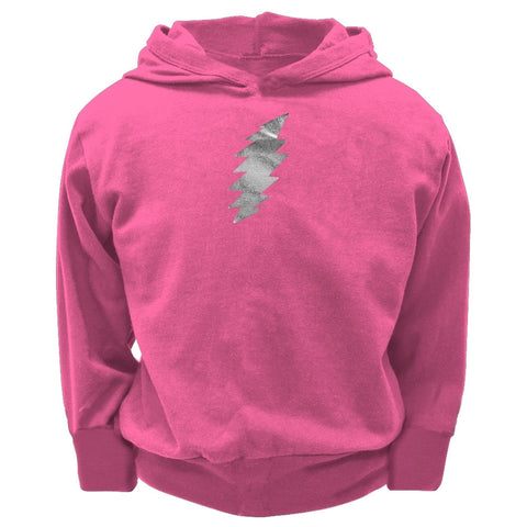 Grateful Dead - Foil Bolt Toddler Hooded Sweatshirt