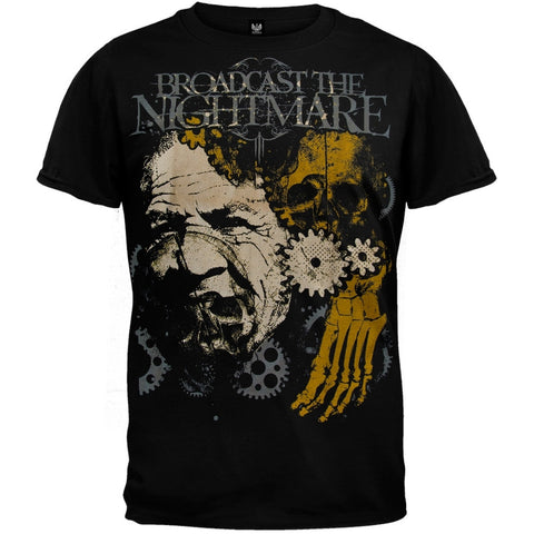 Broadcast The Nightmare - Old Man T-Shirt