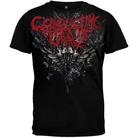 Conducting From The Grave - Wilderness T-Shirt