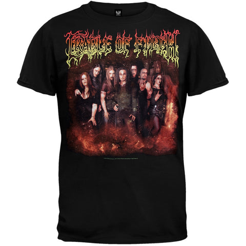 Cradle Of Filth - Tourniquet '07 T-Shirt