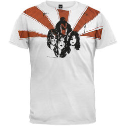 Kiss - Faces Soft T-Shirt