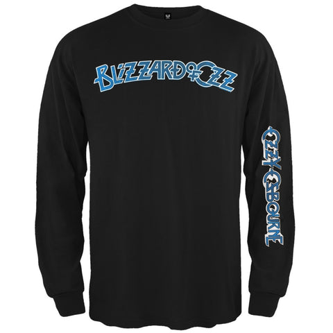 Ozzy Osbourne - Bent Blizzard Long Sleeve T-Shirt