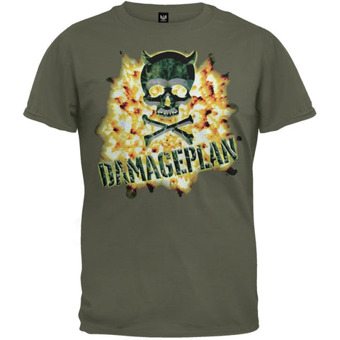Damageplan - Fire Explosion T-Shirt