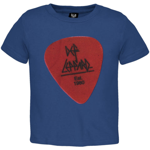 Def Leppard - Lil Red Pick Toddler T-Shirt