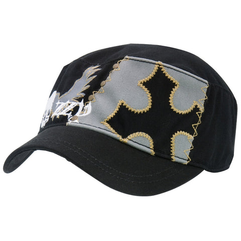 Ozzy Osbourne - Winged Skull & Cross Cadet Cap