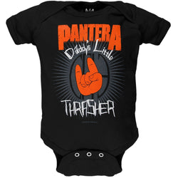 Pantera - Daddy's Little Thrasher Baby One Piece