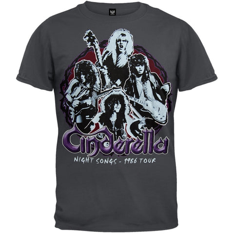 Cinderella - Stars Of Night T-Shirt