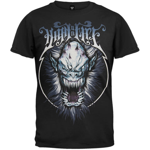 High On Fire - Death's Head T-Shirt