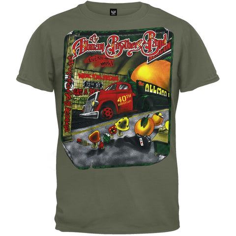 Allman Brothers Band - Subway T-Shirt