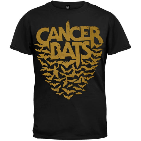 Cancer Bats - Flock of Bats T-Shirt