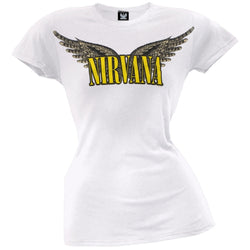 Nirvana - Wings Juniors T-Shirt