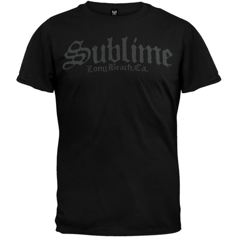 Sublime - Stamp Logo T-Shirt