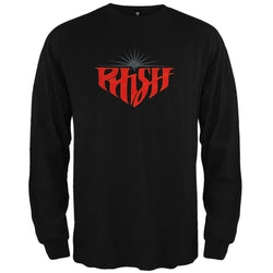 Phish - Crest Long Sleeve T-Shirt