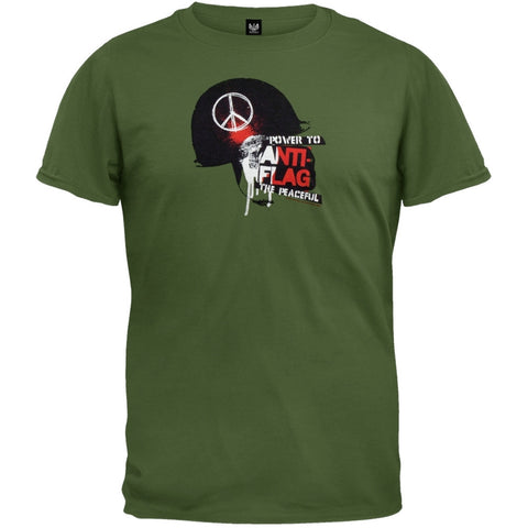 Anti-Flag - Helmet T-Shirt